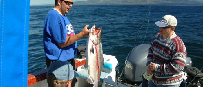 Fishing Charters for Victoria BC - Last Chance Fishing Adventures