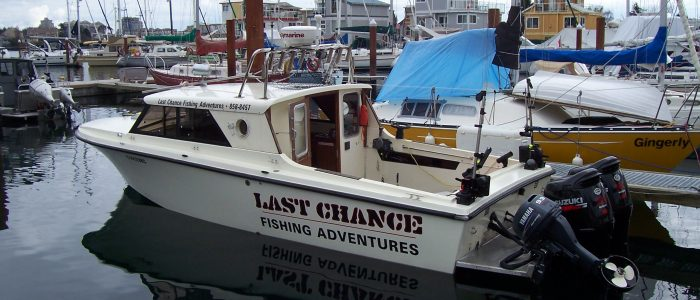 Victoria BC Fishing Charters - Last Chance Fishing Adventures